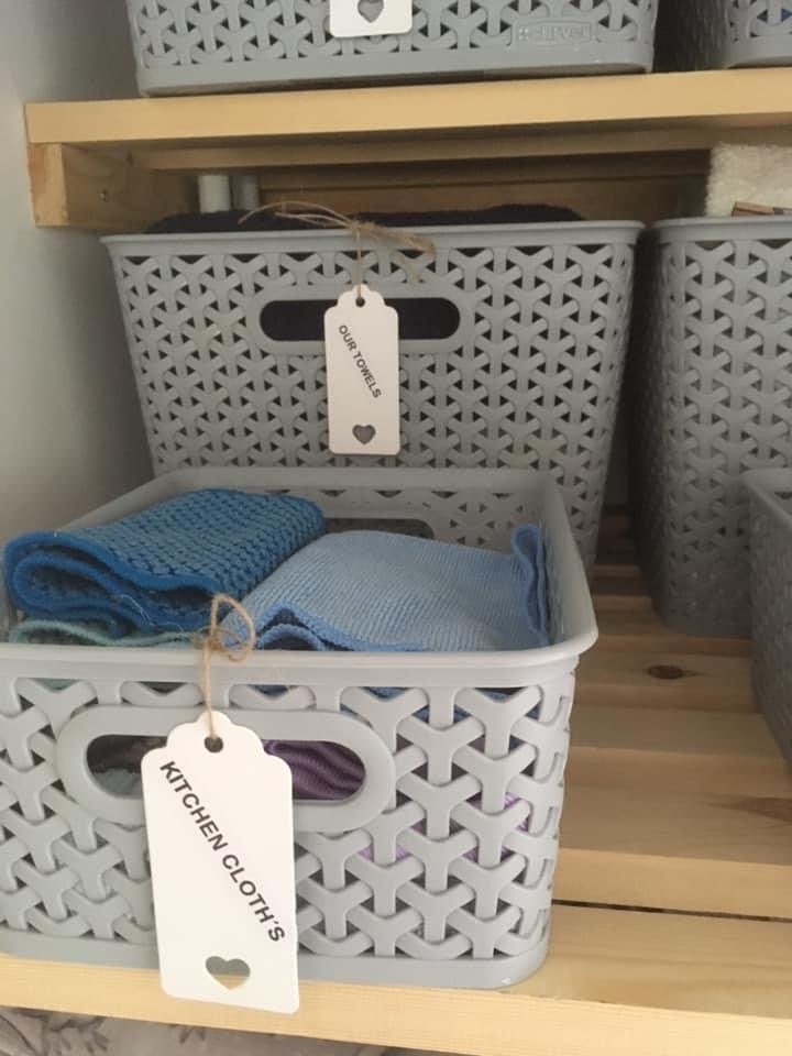 Labelling to help you unpack 2