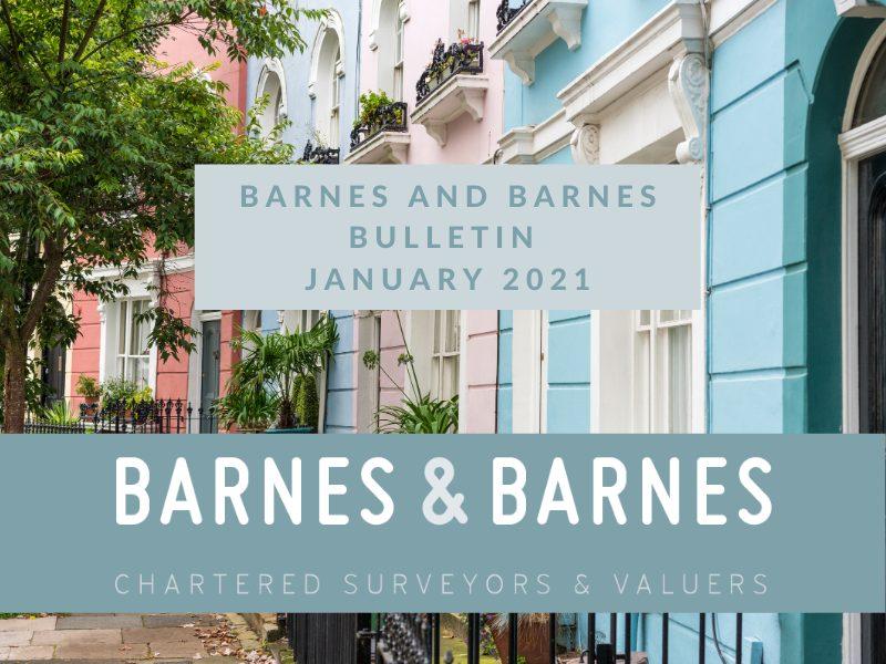 Barnes and Barnes Bulletin January 2021
