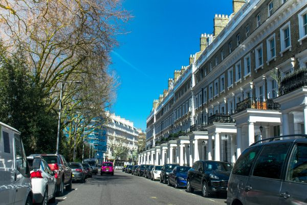 Leasehold reforms announced London Street of flats