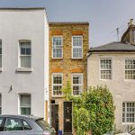 Londons thinest house