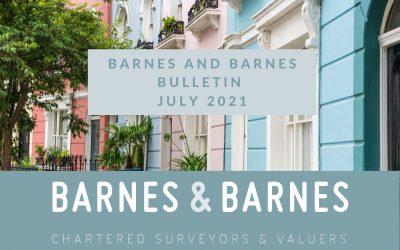 Barnes and Barnes Bulletin July 2021